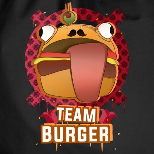 team burger - Mochila saco