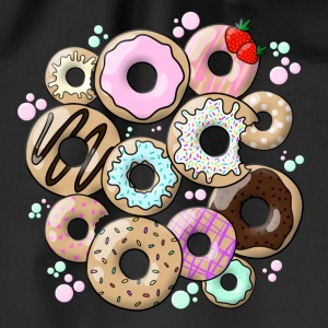 donuts - Gymtas