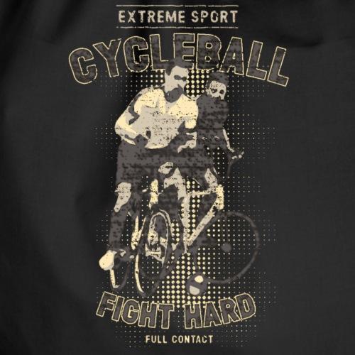 Radball | Fight Hard - Turnbeutel