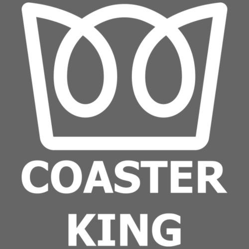 Coaster King - Drawstring Bag