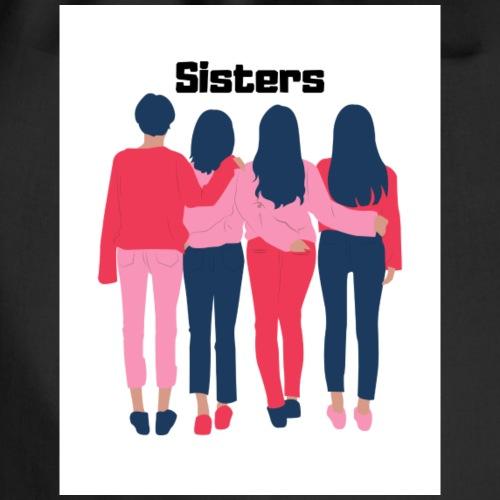 sisters - Sac de sport léger