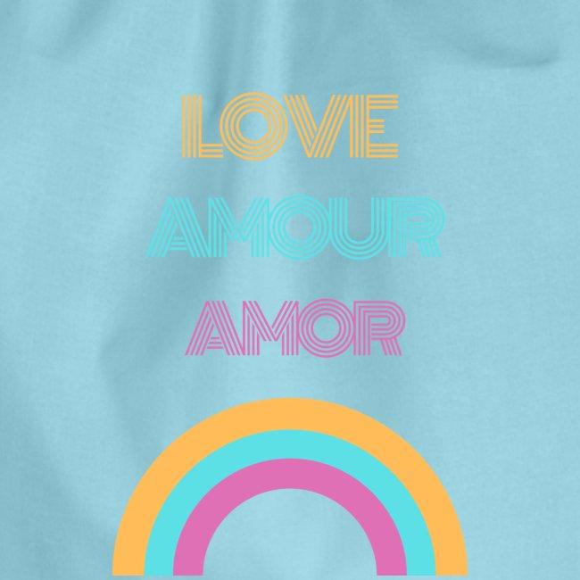 LOVE AMOUR AMOR