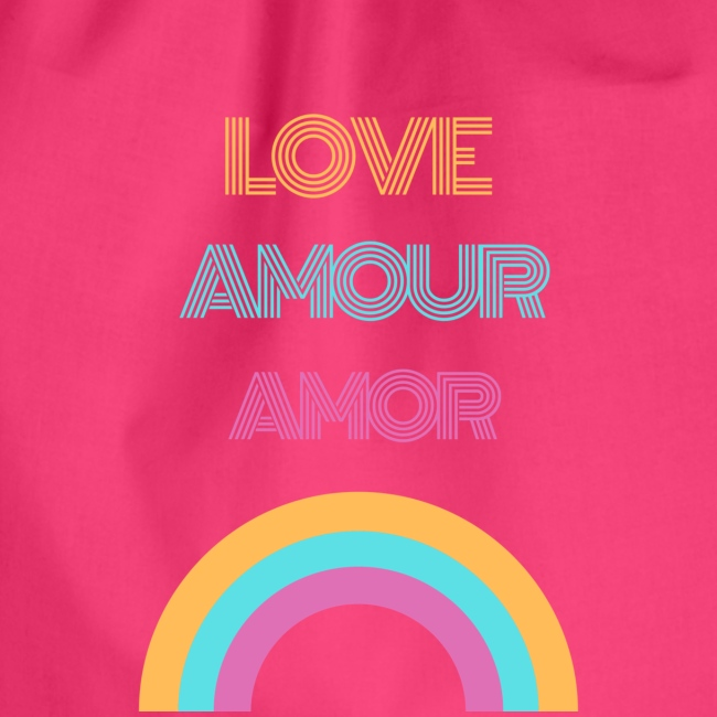 LOVE AMOUR AMOR