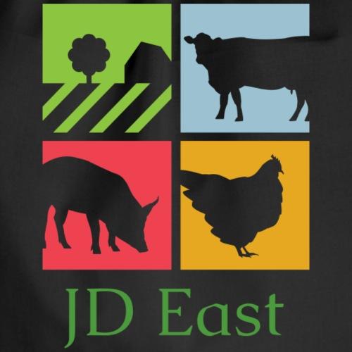 JD East - Turnbeutel