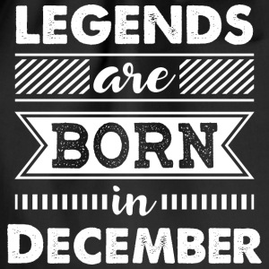 Legends zijn geboren in december - Gymtas