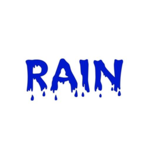 RAIN Logo - Turnbeutel