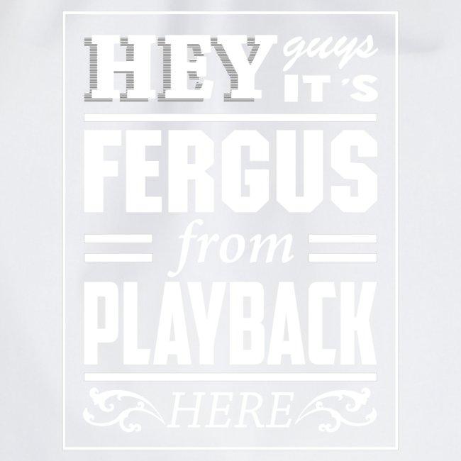 Mug - Fergus From PlayBack