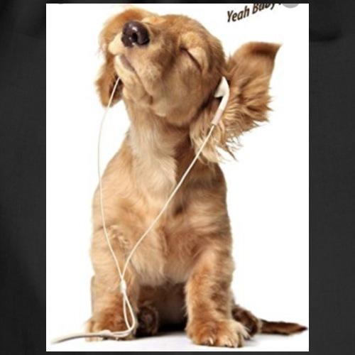 Lustige Hunde Chip! Mieze Idee Geschenk - Turnbeutel