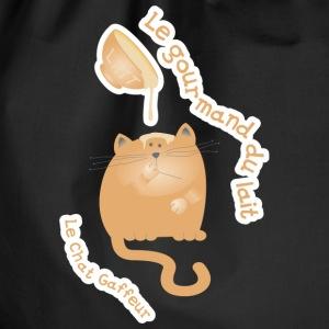 Le chat Gaffeur - Sac de sport léger