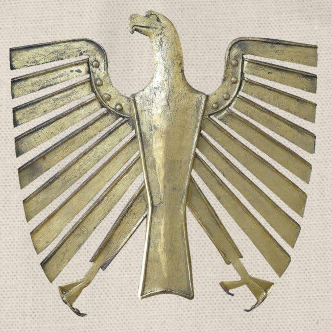 Bundesadler Kupfer