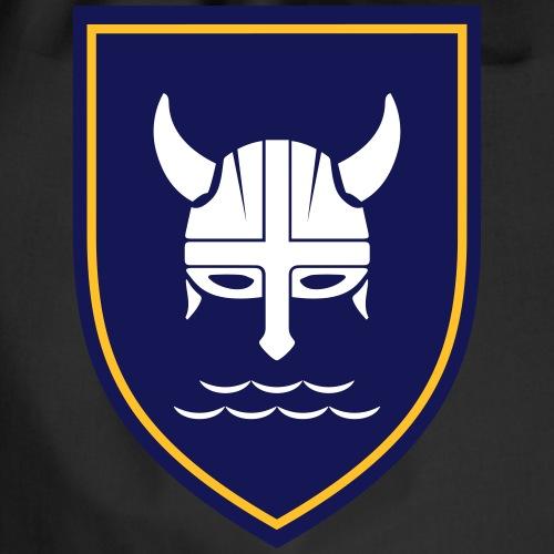 Wappen BEK 2 farbig - Turnbeutel