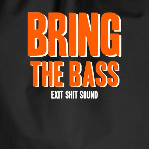 BRING THE BASS Quitter Shit Sound - Sac de sport léger