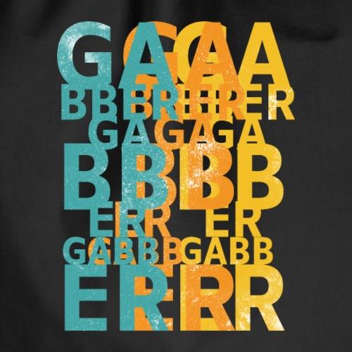 Gabber Vintage - Sac de sport léger