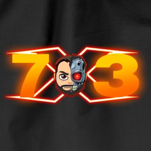 FranX73 logo NEW - Mochila saco