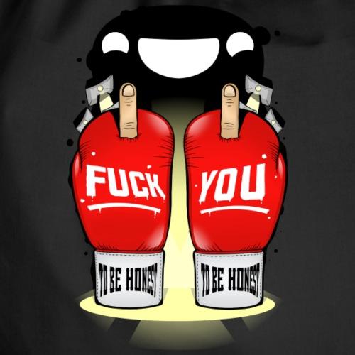 sinceridad del boxeador - Mochila saco