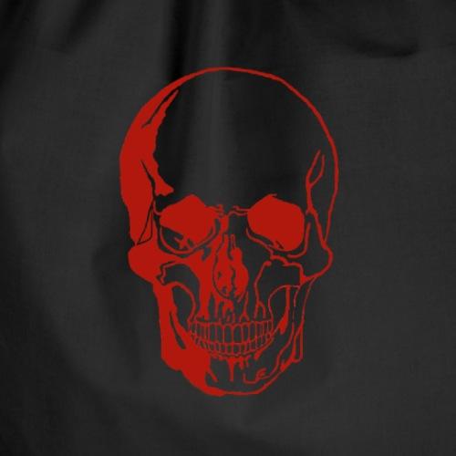 1fd8aa5d7f84f0b9638e591aec507d95 skull sketch sku - Turnbeutel