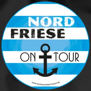 Nordfriese on tour - Drawstring Bag