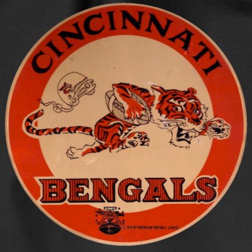 Cincinnati Bengals - Gymnastikpåse