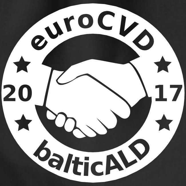 Joint EuroCVD-BalticALD conference womens t-shirt