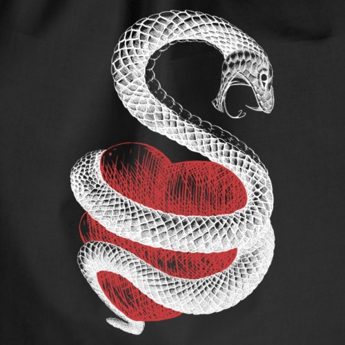 Snake One Blanco - Mochila saco