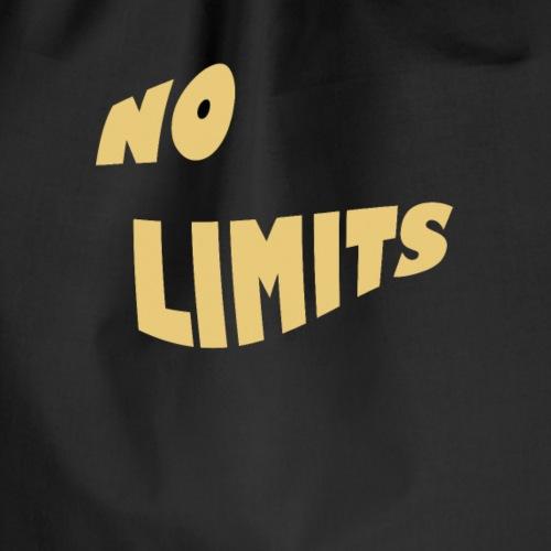 No Limits - Mochila saco