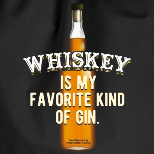 Whiskey Sprüche Für Clevere Leute - Turnbeutel