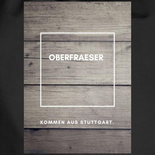 Tischler - Oberfraeser kommen aus Stuttgart - Turnbeutel