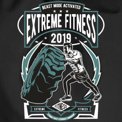 extreme fitness - Turnbeutel