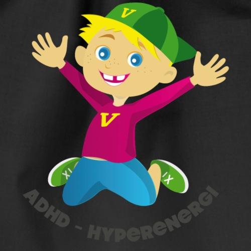 HyperShirt 1 ADHD och Hyperenergi