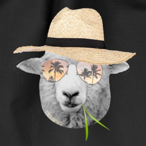 Weltforscher Schaf im Träumerland - Turnbeutel