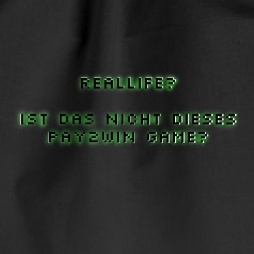 reallife - Turnbeutel