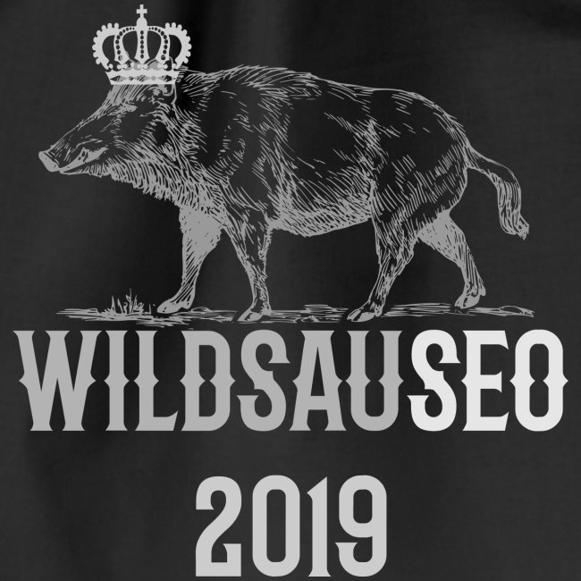 Wildsauseo T-Shirt zur WildSauSeo challenge