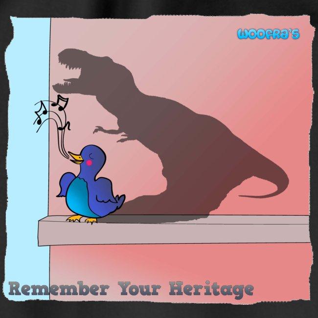 """Woofra's Design """"Heritage"""""""