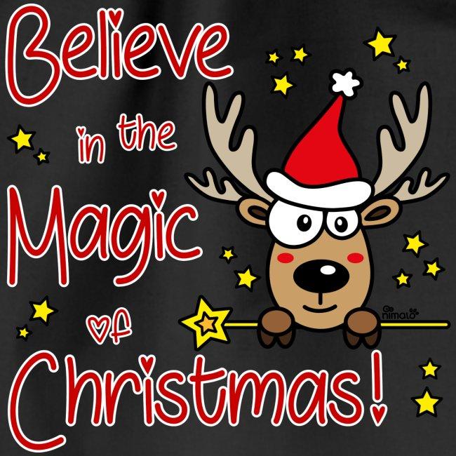 Renne, Magic of Christmas, Happy Christmas, Noël