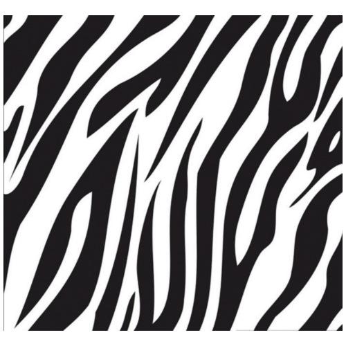 Zebrastreifen Muster - Turnbeutel