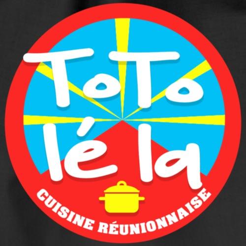 Collection Toto Lé La 974 - Sac de sport léger