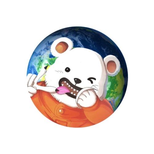 Bear Bepo Earth - Sac de sport léger