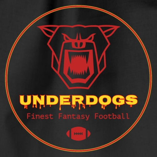 Underdogs 300dpi - Turnbeutel