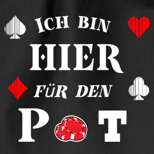 Pot Poker Gewinnen - Turnbeutel