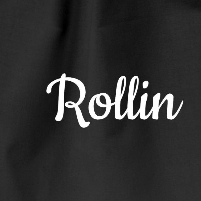 rollin sports t-shirt