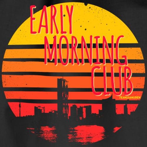 Early Morning Club Transdanubien Skyline Wien - Turnbeutel