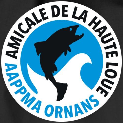 logo aappma d'Ornans - Sac de sport léger