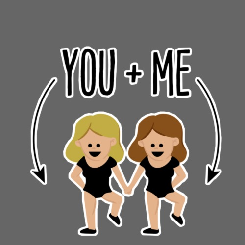 You and me - Mochila saco