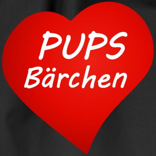 Pups Bärchen - Turnbeutel