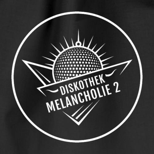 Diskothek Melancholie 2 weiss