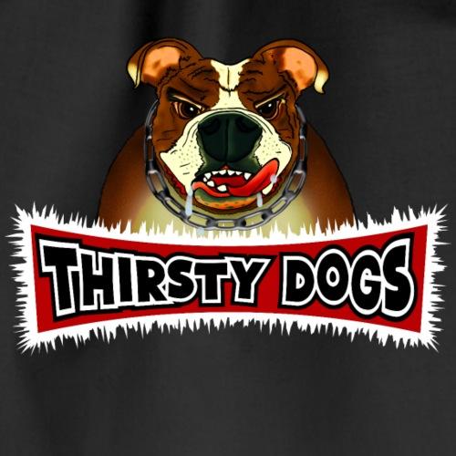 Mad Murphy's Thirsty Dogs - Bulldog - Turnbeutel