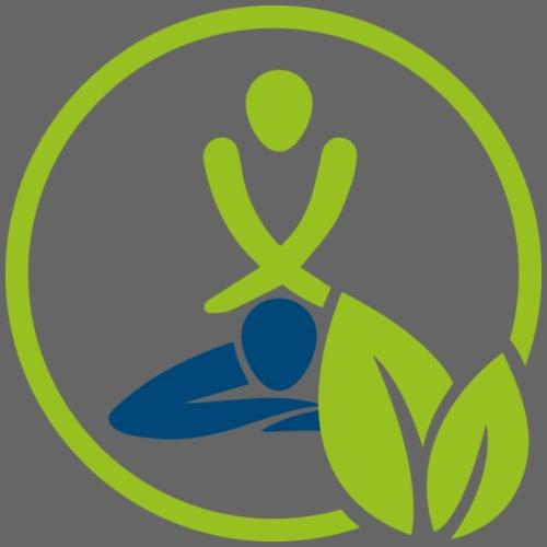 Wellness - Massage Logo - Turnbeutel
