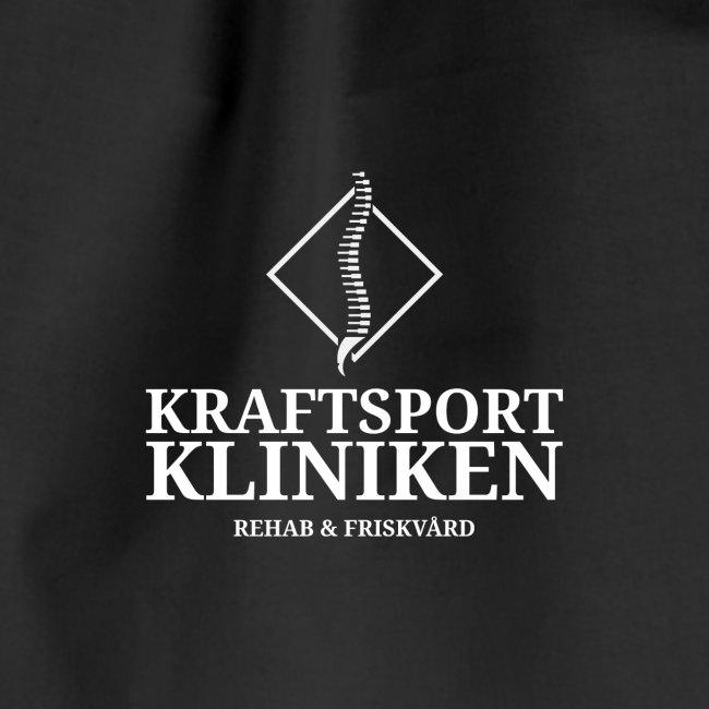 Kraftsportklinikens logo