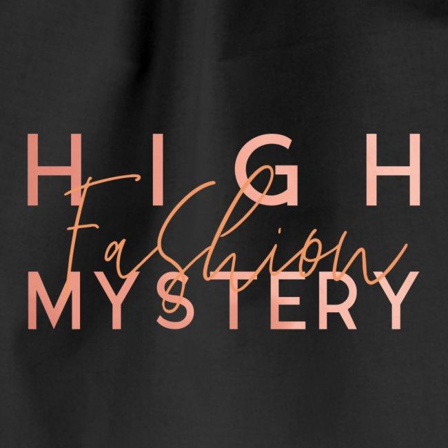 High Fashion Mystery