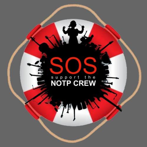 SOS NOTP CREW - Gymtas